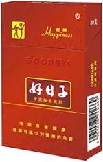好日子/好日子(硬吉祥) 好日子 小盒条形码:6901028942669 条包...