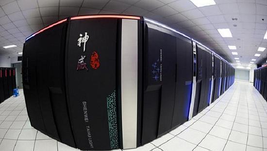 在哪个国家/地区是世界上最快的计算机,中国的计算机速度比美国快