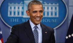 奥巴马最后一次白宫记者会谈美国未来